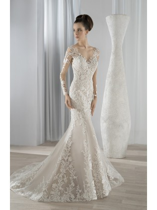 Wedding dress 611