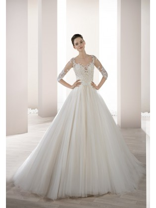 Wedding dress 667