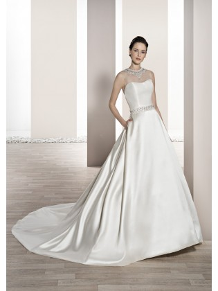 Wedding dress 691