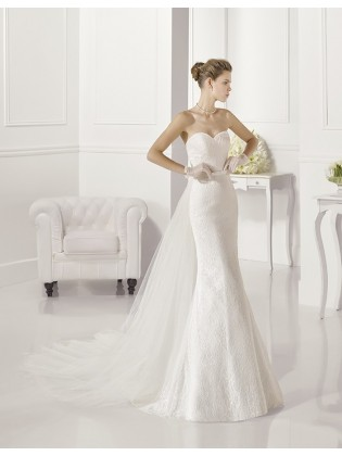 Wedding dress Zahar