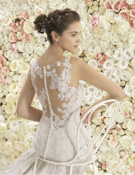 Wedding dress Cader