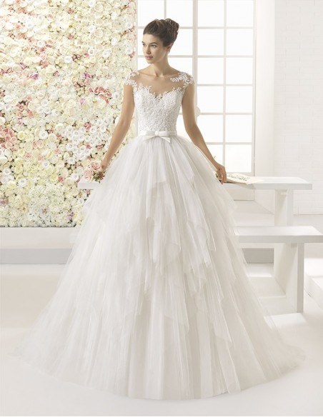 Wedding dress Cayetana