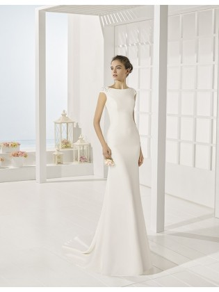 Wedding dress Yvonne by Luna novias