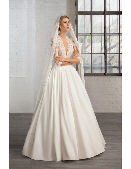 Wedding dress 7746