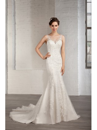 Wedding dress 7757