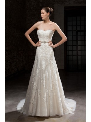 Wedding dress 7812