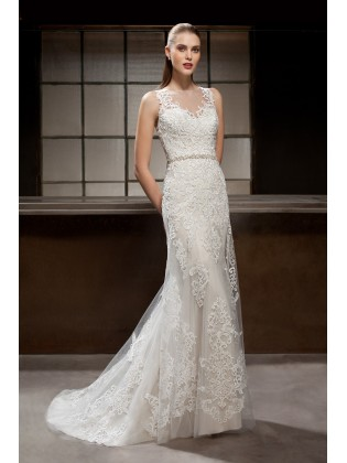 Wedding dress 7819
