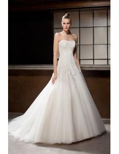 Vestido de novia 7827