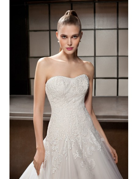 Wedding dress 7827