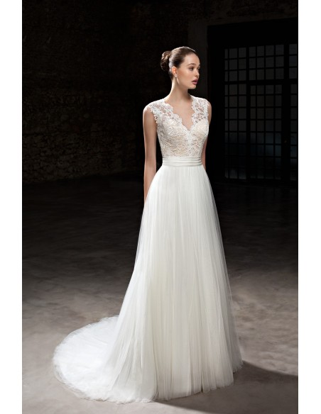 Wedding dress 7840