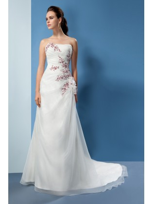 Wedding dress L841
