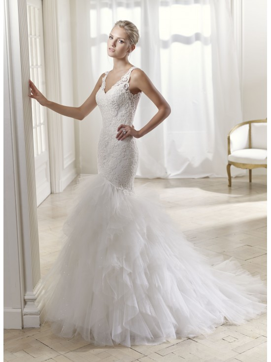 Wedding dress 17241