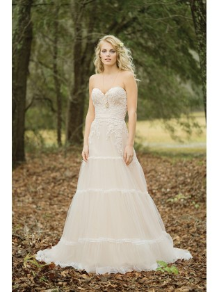 Wedding dress 6451