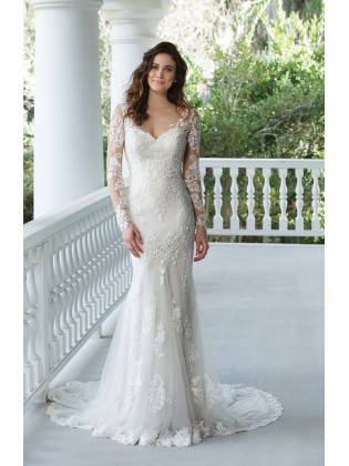 Wedding dress 3936