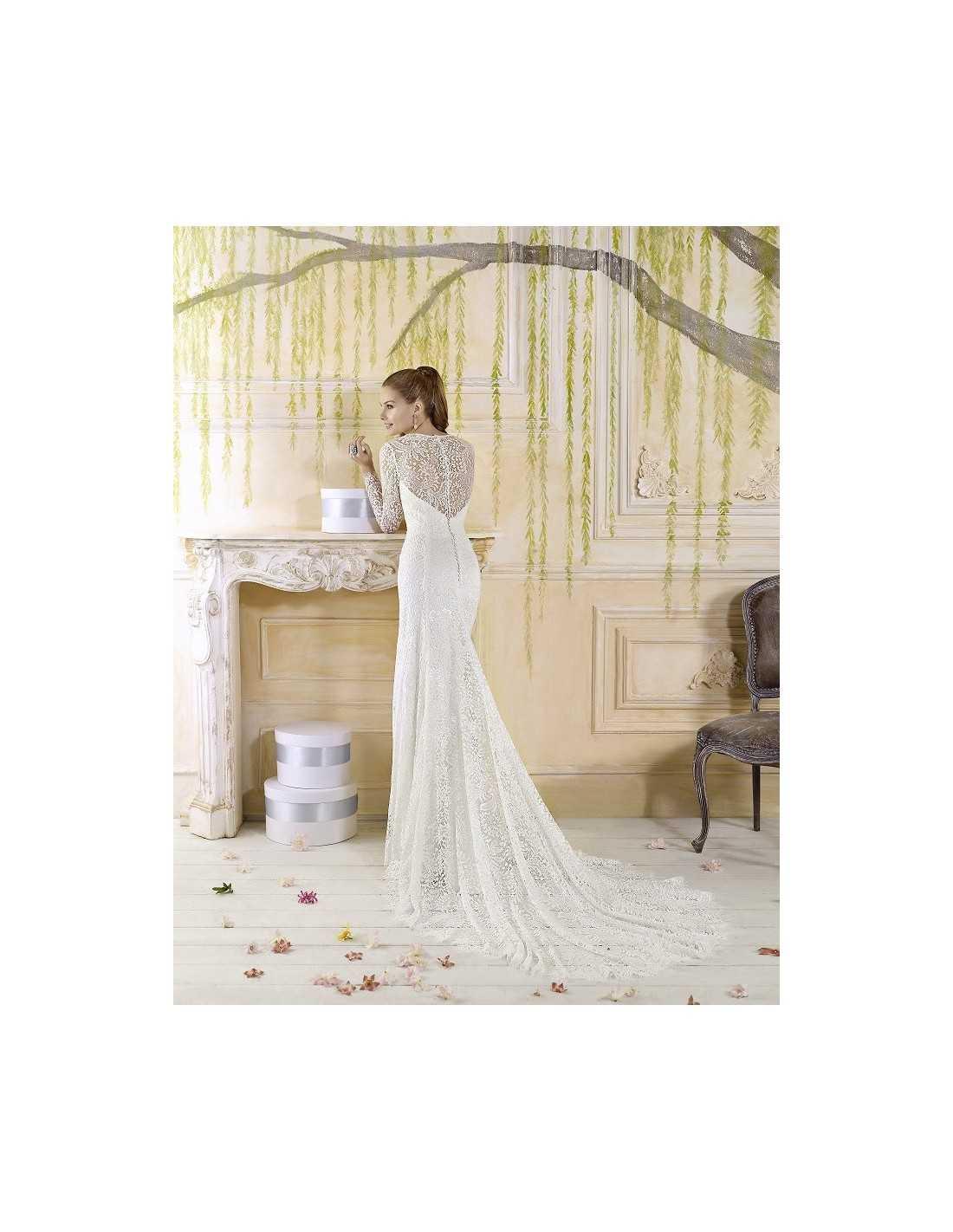 Precio vestido novia villais