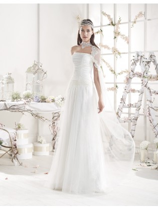 Wedding dress  Zinia Cala-Villais