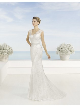 Wedding dress Texas by Luna novias
