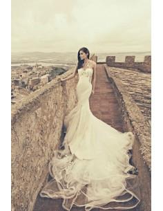 Vestido de novia 1504 de Julia Kontogruni