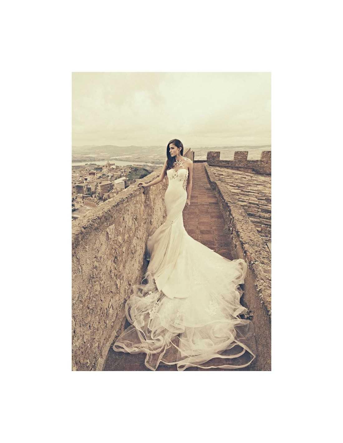 vestido de novias de julia kontogruni a precios especiales - sedka
