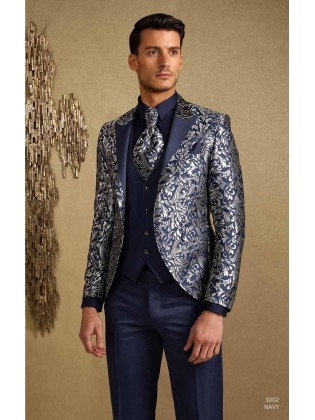Groom suits  3002 navy