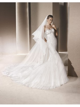 Wedding dress Rubi