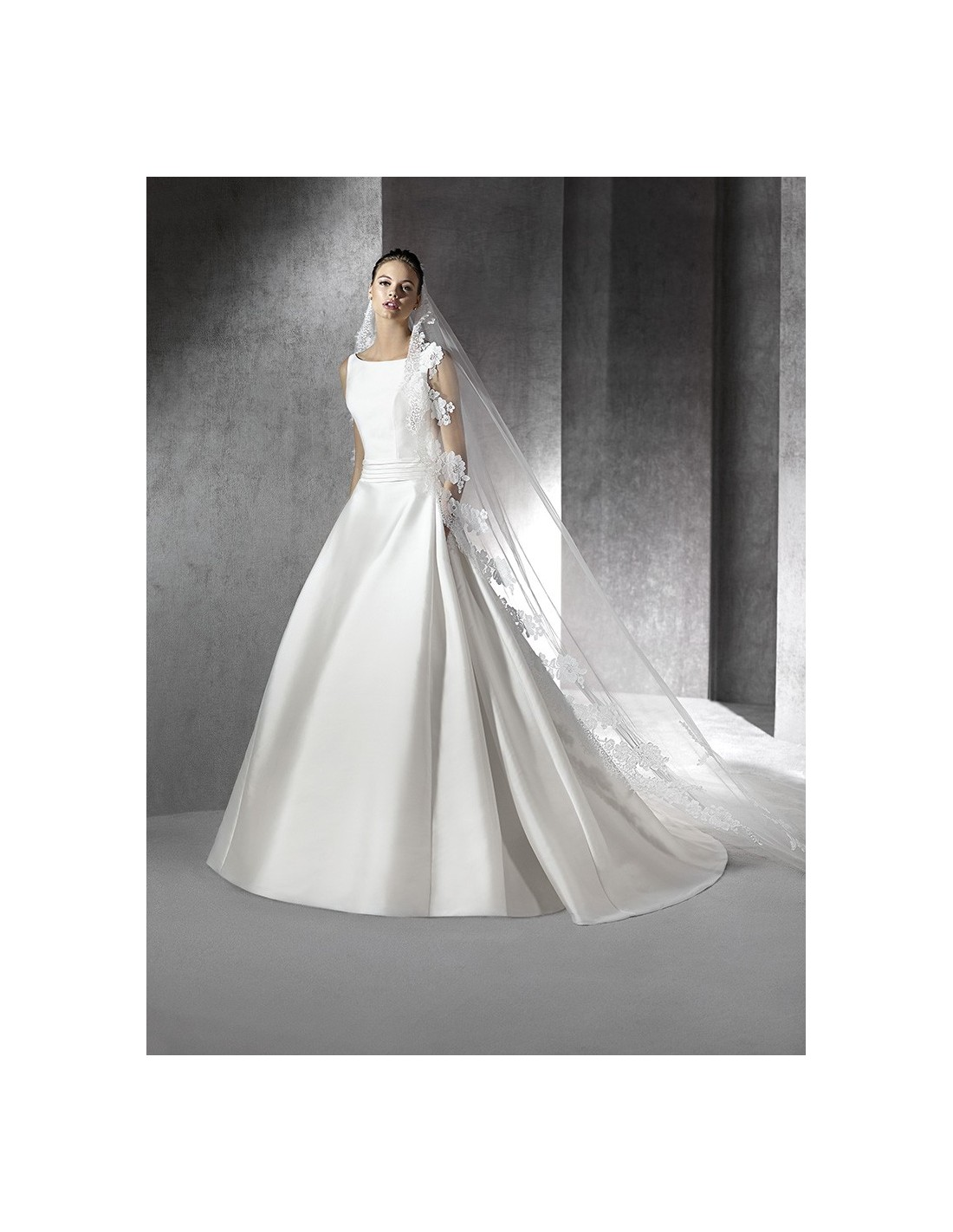 wedding dress zainesan patrick - sedka novias