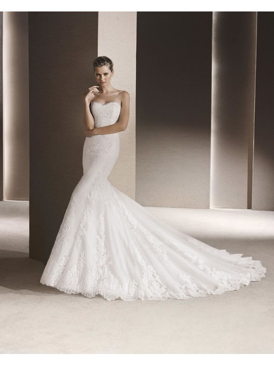 Wedding dress Rainal