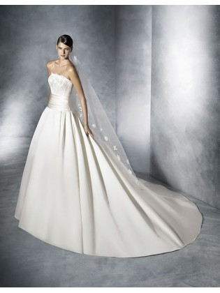 Wedding dress Juncal