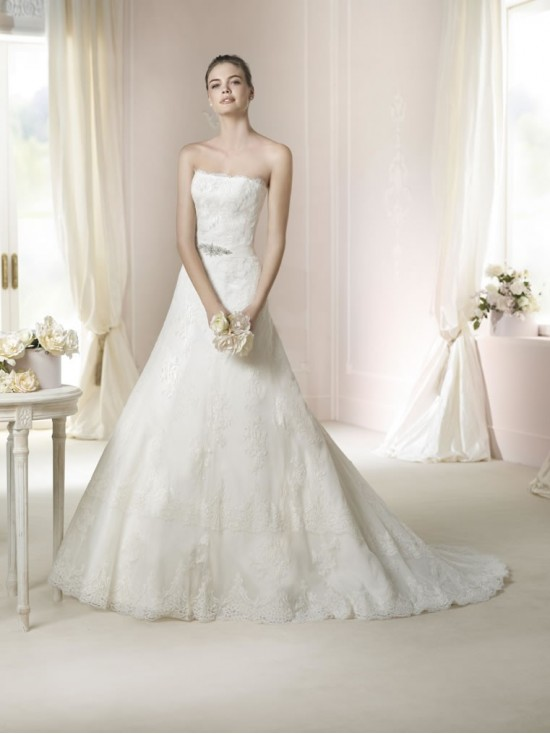 Wedding dress Jaleah