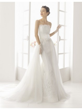 Wedding dress Marion de Aire Barcelona