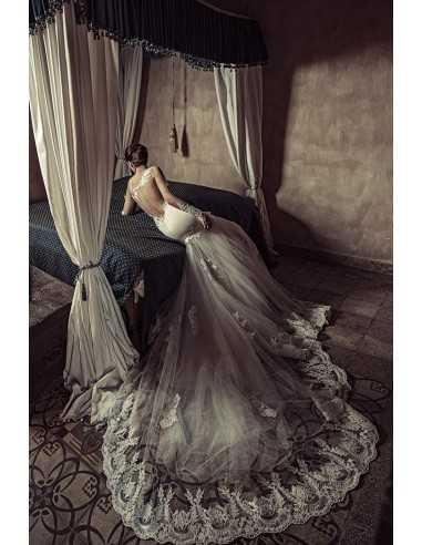 Vestido de novia 1730 de Julia Kontogruni