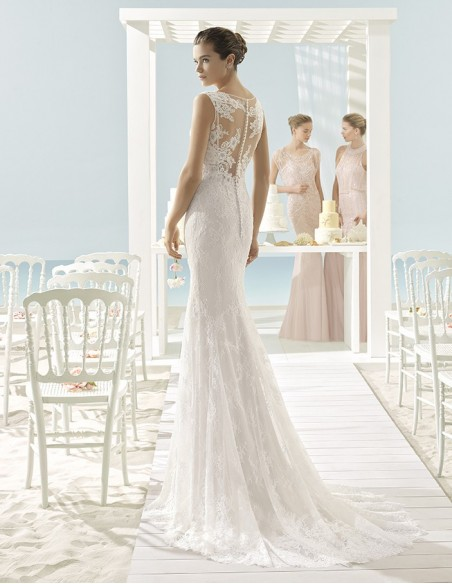 Wedding dress Xilina by Aire Barcelona