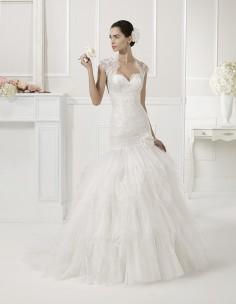 Vestido de novia Firemeza de Alma novias