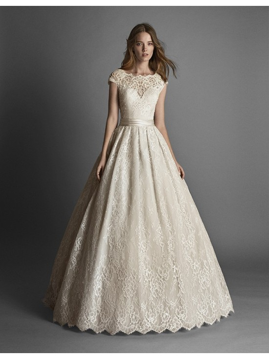 Wedding dress RIOJA - ALMA NOVIAS