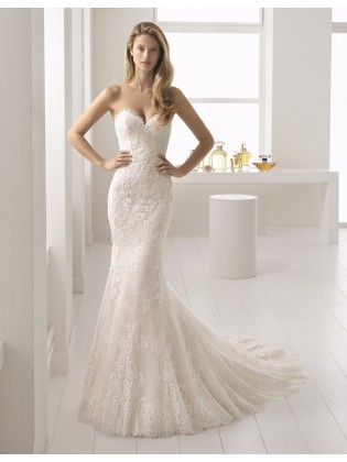 Wedding dress BABILONIA - AIRE BARCELONA