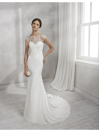 Wedding dress HALIMA - LUNA NOVIAS