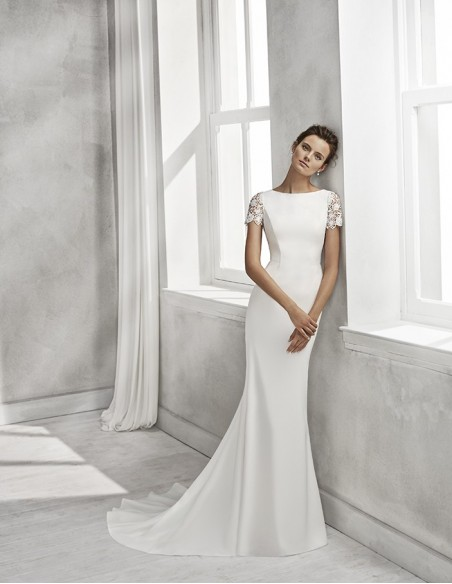 Wedding dress HAMLET - LUNA NOVIAS