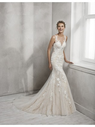 Wedding dress HAYDEN - LUNA NOVIAS
