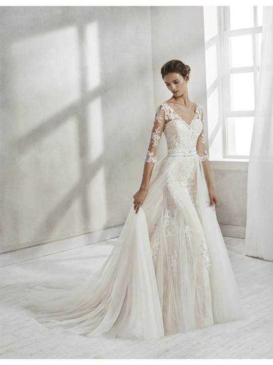 Wedding dress HEBE - LUNA NOVIAS