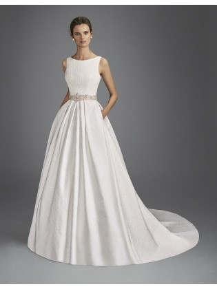 Wedding dress HORTENSIA - LUNA NOVIAS