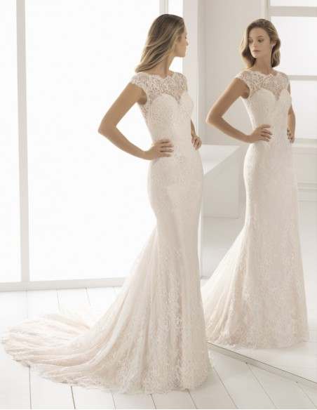 Wedding dress BALGA - AIRE BARCELONA