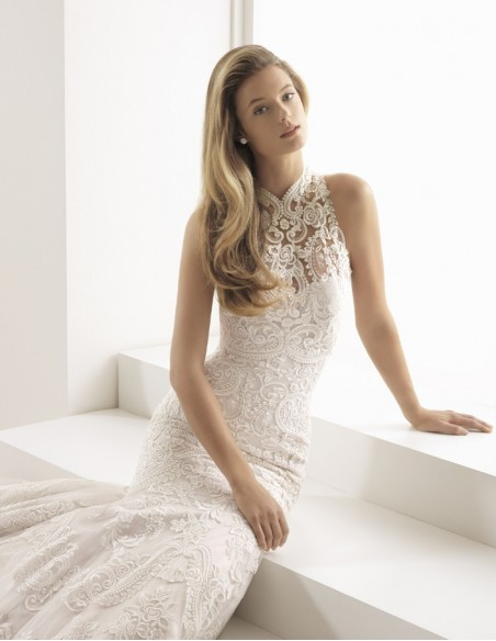 Wedding dress BALLEY - AIRE BARCELONA