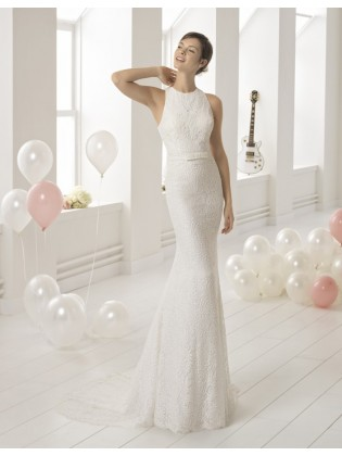 Wedding dress BALTASAR - AIRE BARCELONA