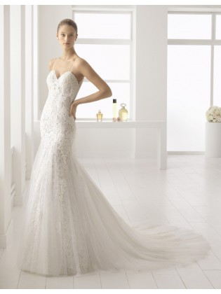 Wedding dress BANDIDO - AIRE BARCELONA