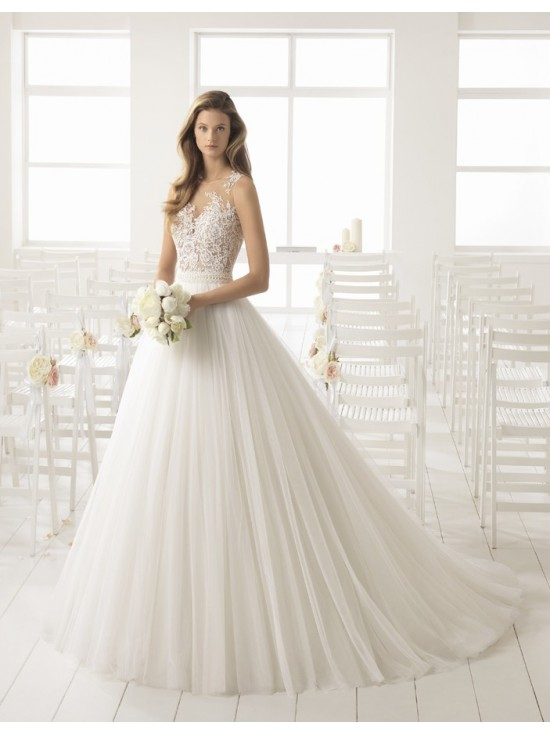 Wedding dress BASORA - AIRE BARCELONA