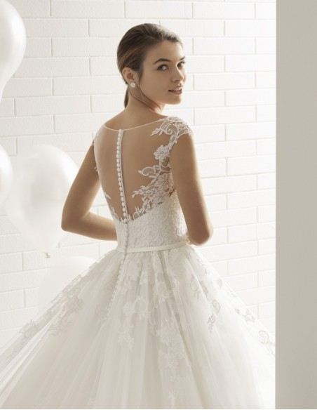 Wedding dress BERLIN - AIRE BARCELONA