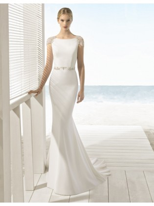 Wedding dress UMBRAL - AIRE BARCELONA