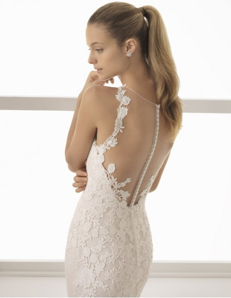 Wedding dress BABEL - AIRE BARCELONA