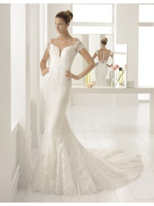 Wedding dress BABET - AIRE BARCELONA
