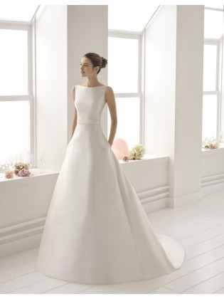 Wedding dress BRIANA - AIRE BARCELONA